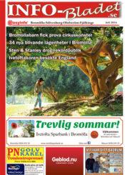 INFO-Bladet BSO Juli 2016
