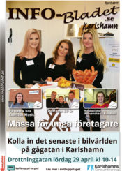 INFO-Bladet Karlshamn April 2017