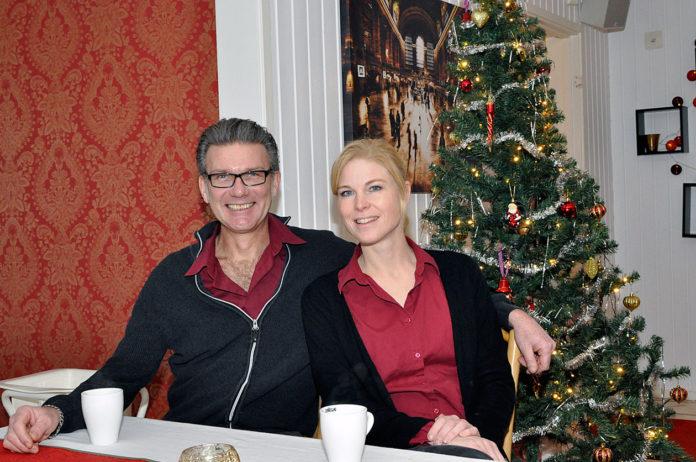 Marcus och Lina