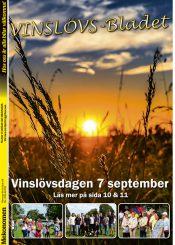 Vinslövsbladet, Nr 1 2019